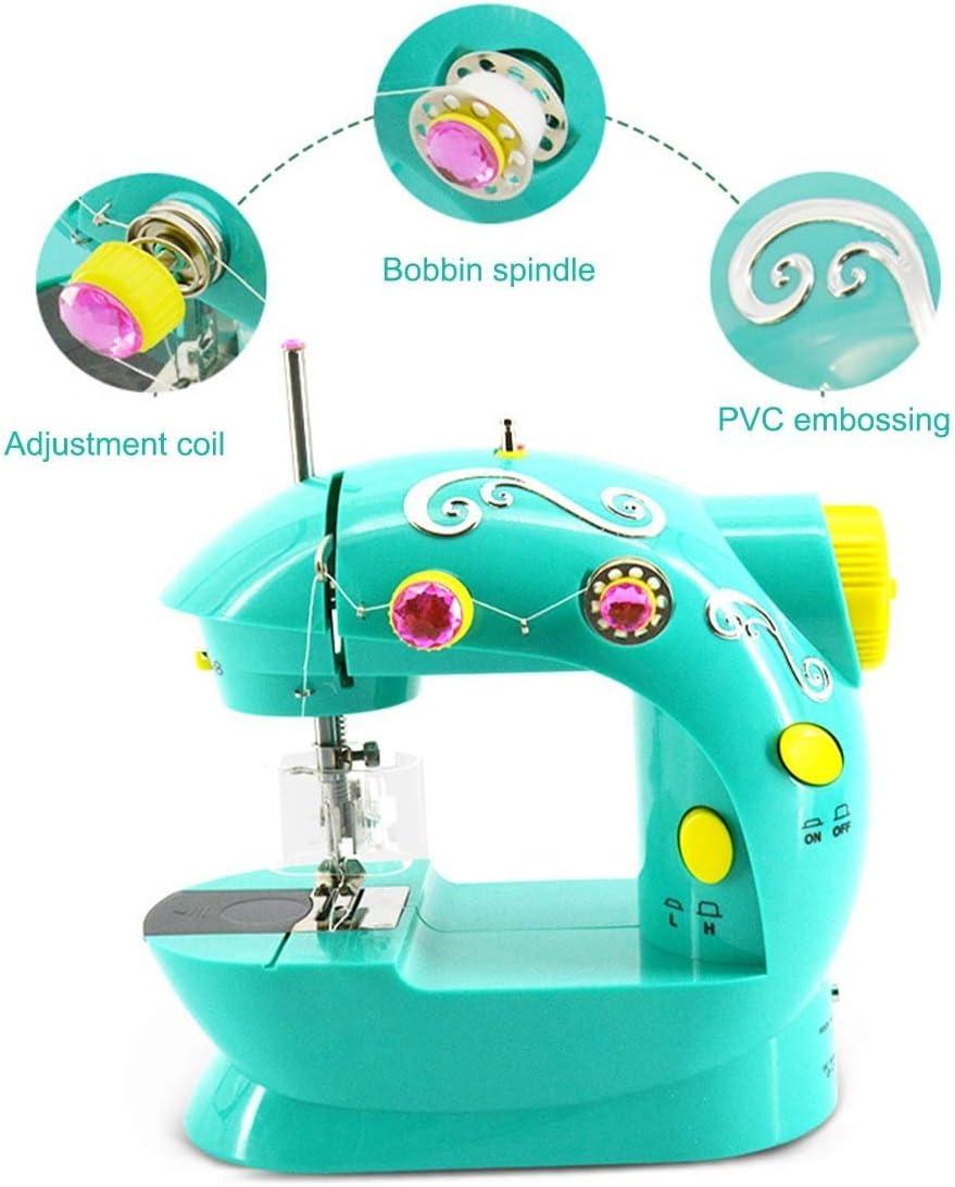 Máquinas De Coser Infantiles con Mesa De Extensión. Pequeña ...