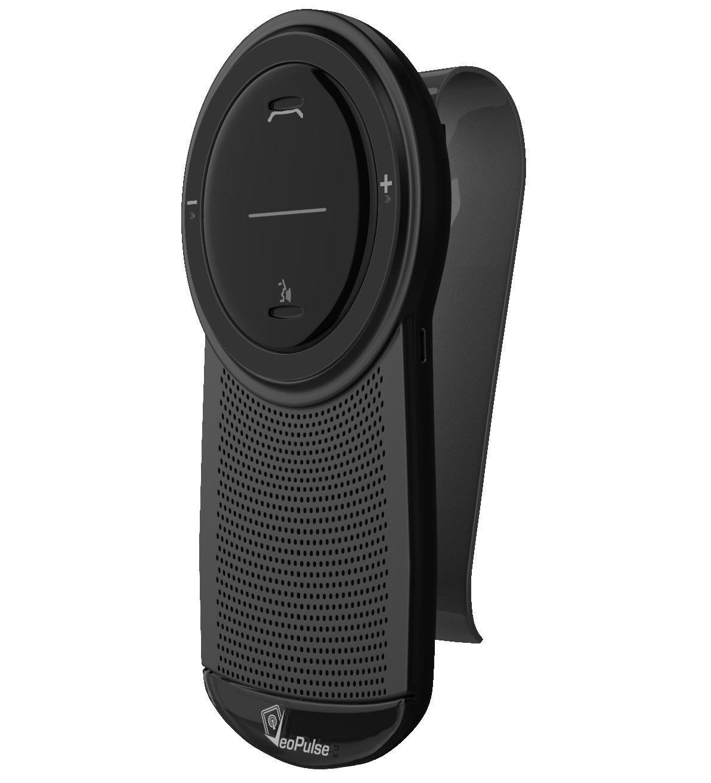 VeoPulse B-PRO B Kit Vivavoce per Auto Bluetooth con Accensione e Connessione Automatica per telefonare in Sicurezza e legalità al Volante