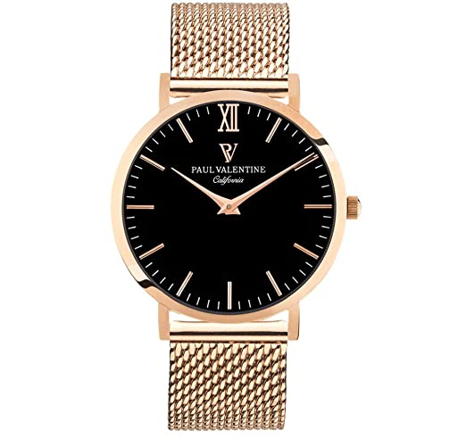250c683923ca Paul Valentine Reloj de pulsera