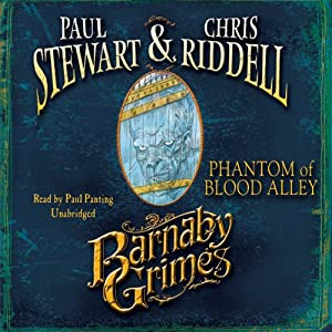 Phantom of Blood Alley Audiobook