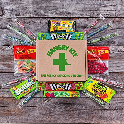 SUPER SOUR Hangry Kit - Gift Box