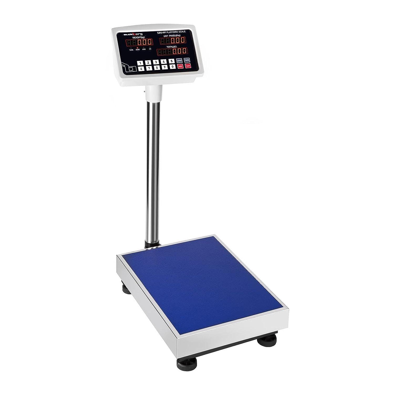 Steinberg Systems -SBS-PF-100A1 - Balanza de plataforma - 100 kg / 10 g - función precio - DEL - Envío incluído: Amazon.es: Industria, empresas y ciencia