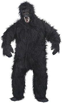 Gorila disfraz max, 180 cm para disfraz de gorila disfraz de mono ...