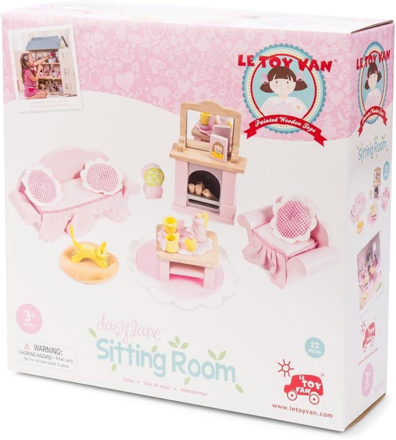 Le Toy Van 15058 Le Salon de Rose Jouet en Bois