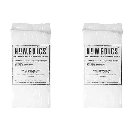 Amazon.com: HoMedics par-wax-thp baño de parafina perlas de ...