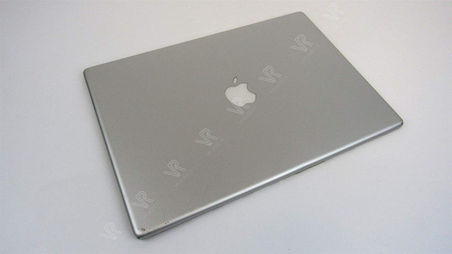 Apple PowerBook G4 Aluminum 15 A1106 LCD Screen Rear Lid Top Cover 613-4990