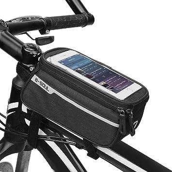 Explopur MTB - Bolsa para teléfono con Tubo Superior para ...