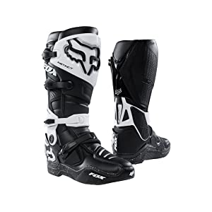 Fox Racing 2018 Instinct Boots (11) (BLACK/BLACK)