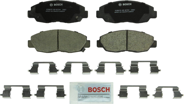 FRONT BRAKE PADS for HONDA ACURA EL ACCORD CIVIC INSIGHT Premium Brake Pads