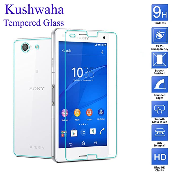 Sony Xperia Z3 Dual  5.2 quot;  Tempered Glass  Front  amp; Back  Screen guards