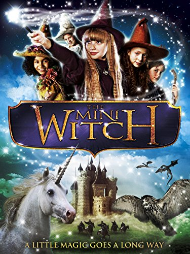 Three Witches Halloween Movie (Mini Witch)