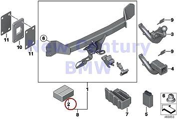 amazon.com: bmw genuine shipping retrofit kit tow hitch wiring harness  f15/f16 x5 35dx x5 35i x5 35ix x5 40ex x5 50ix x6 35i x6 35ix x6 50ix x5 m  x6 m: automotive  amazon.com