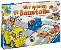 Ravensburger 24726 - Spielend Erstes Lernen Wir spielen Baustelle