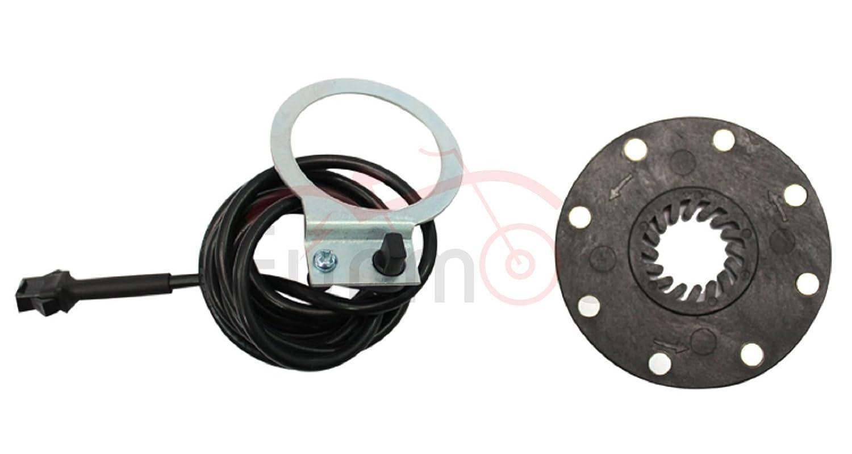 Envío gratuito barato eléctrico bicicleta 48 V 500 W Bafang roscado rueda trasera para bicicleta 8 Fun Motor Kit de conversión, LCD3, controlador, ...