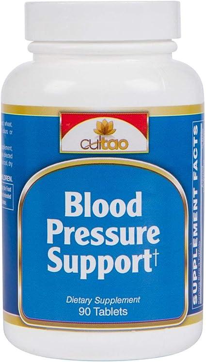 fórmula de apoyo para la presión arterial saludable