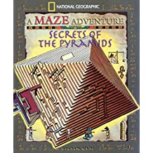 Secrets Of The Pyramids: National Geographic Maze Adventures