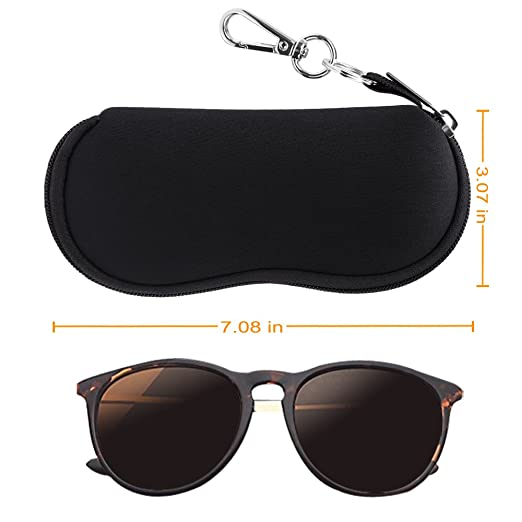 Steady 6 Colors Available Spectacle Cases 1 Pc Protable Light Triangular Fold Glasses Case Eyeglass Sunglasses Protector Hard Box Soft And Antislippery Apparel Accessories Eyewear Accessories