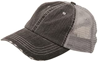 Low Profile Special Cotton Mesh Cap-Khaki W40S62B