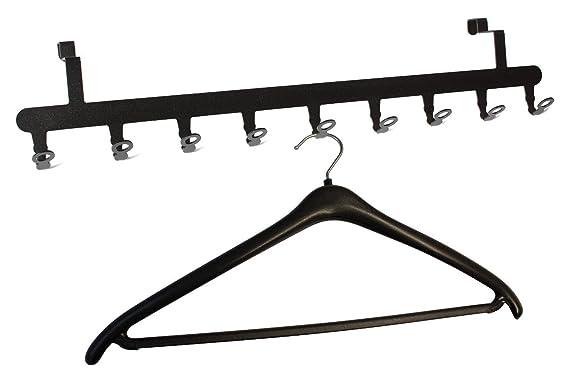 TÜrgarderobe für die rückseite garderobe tür garderobenleiste