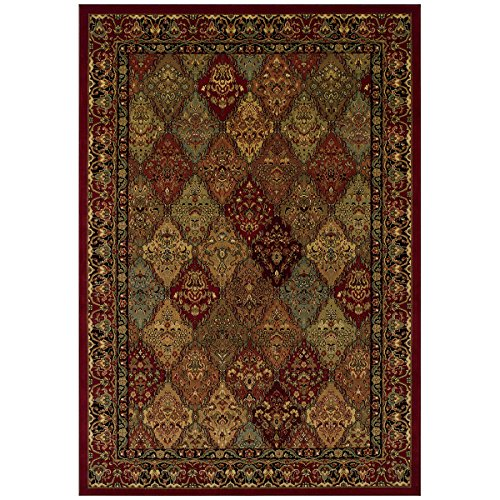 Dalyn Rugs Wembley Rug, 3 x 5 , Red
