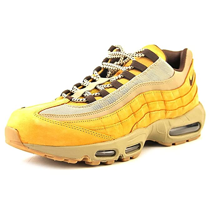 2ca3d83001fb Nike AIR MAX 95 PRM Mens Sneakers 538416-700 (10. 5 D(M) US)  Buy Online at  Low Prices in India - Amazon.in