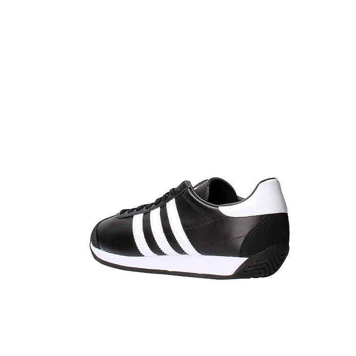 Adidas Adidas Herren Sportschuhe Country Og Schwarz, 43,5