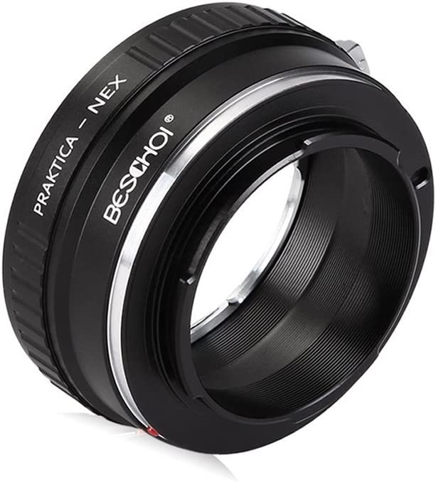 Such as Sony NEX-5R NEX-5T NEX-6 NEX-7 a6500 a6300 a6000 a5100 a5000 a3500 a3000 NEX-VG30 NEX-VG900 Beschoi Lens Mount Adapter for Contax Zeiss C//Y Lens to Sony E-Mount NEX Camera