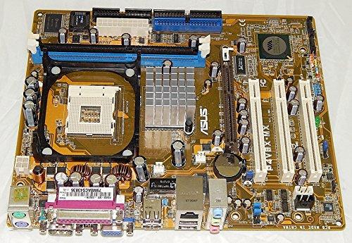 - ASUS P4V8X-MX VIA P4M800 INTEL P4 Prescott Socket-478 DDR333 Micro-ATX Motherboard
