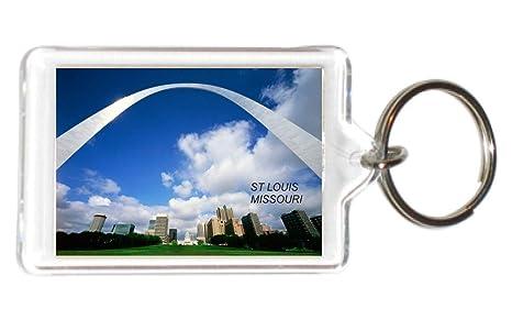 Amazon.com: Missouri - Llaveros de acrílico de Estados ...