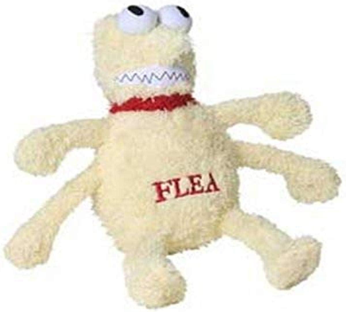 "Tick 12/"" Plush Dog Toy"
