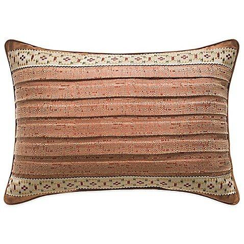 (Arizona Pleated Boudoir Throw Pillow)