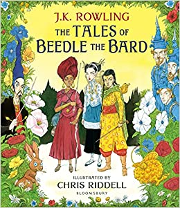 The tales of beedle the bard (hogwarts library book book 3.