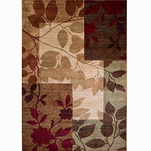 Tribeca By Home Dynamix HD5282 999 3N Decor Living Room Area Rug