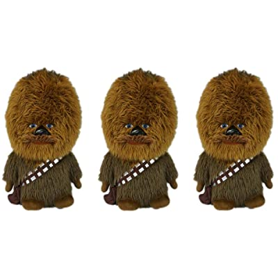 "Underground Toys Star Wars 48"" Talking Plush Chewbacca Action Figure: Toys & Games"