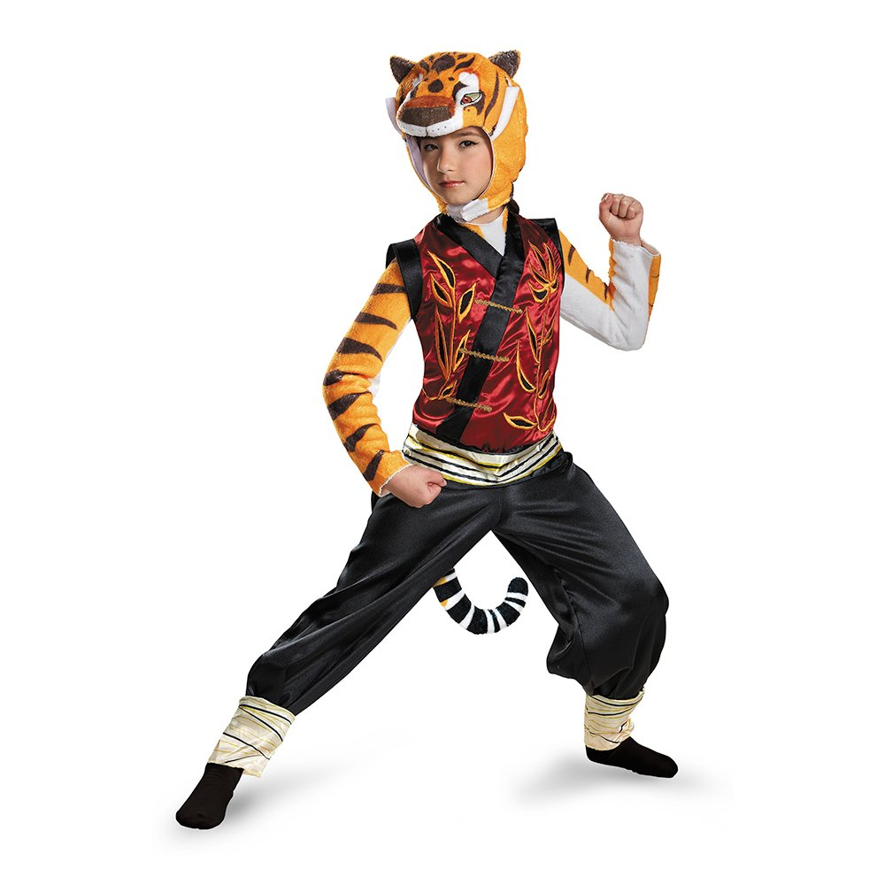 amazoncom disguise tigress deluxe costume medium 7 8 toys games - Tigresse Kung Fu Panda