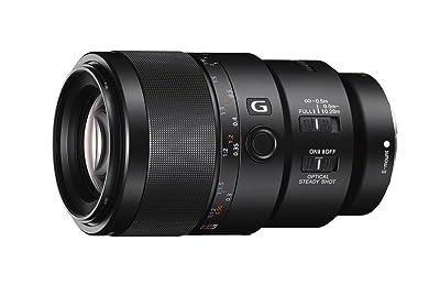 Sony SEL90M28G FE 90mm f/2.8-22 Macro G OSS Standard-Prime Lens