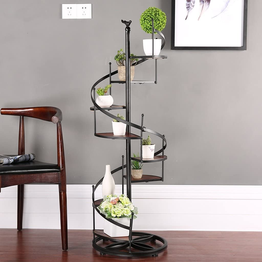 Amazon Com Zhen Guo Heavy Duty Spiral Staircase Design Plant