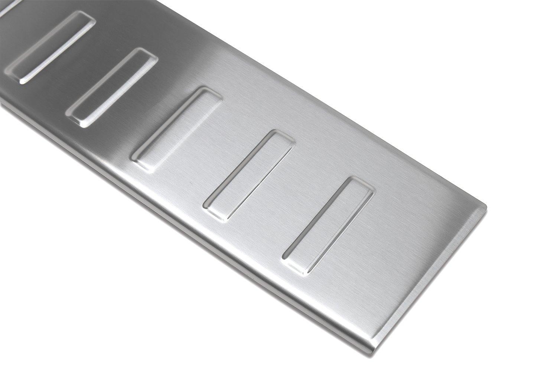 tuning-art BL906R Protección para Parachoques de Acero Inoxidable