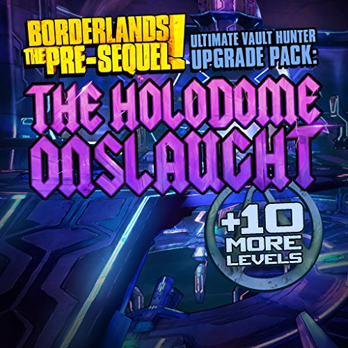 Borderlands: The Pre-Sequel:  UVHUP & THE HOLODOME ONSLAUGHT - PS3 [Digital Code]