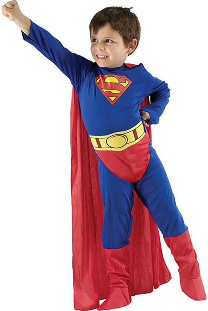 Disfraz de Superman superhéroe niño - 1-2 años: Amazon.es: Ropa y ...
