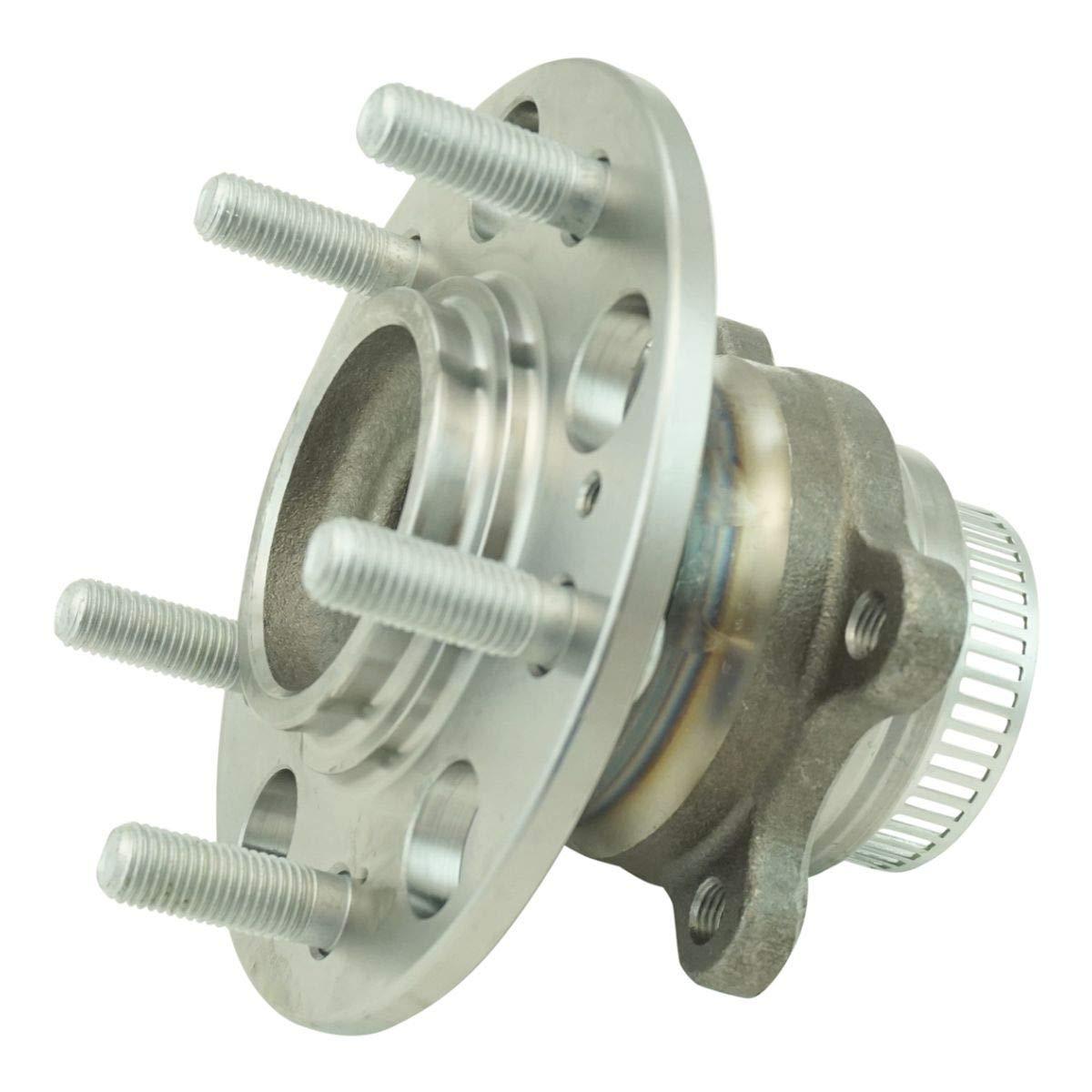 Rear Wheel Bearing /& Hub Assembly LH RH Pair for 07-12 for Hyundai Elantra