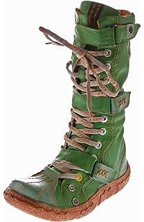 TMA Shoes Damen Stiefel Boots Winterstiefel Gefuttert Gr 36 42 7086 1N 2088