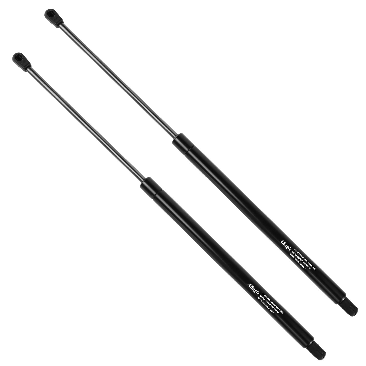 2Pcs Rear Liftgate Hatch Door Lift Supports Shocks 6117 SG126007 for 2005-2010 Honda Odyssey with Out Power Liftgate