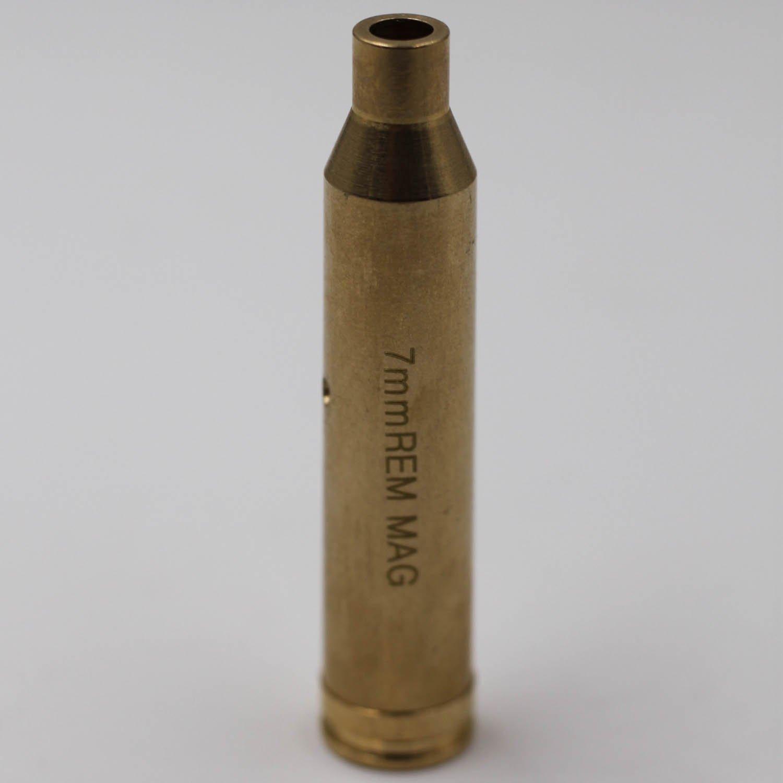 MAYMOC 7mmREM MAG calibre Cartouche Laser Bore Sighter simbleautage