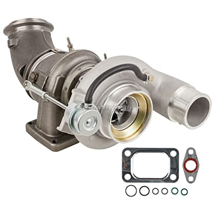 Turbo Kit With Turbocharger Gaskets For Dodge Ram Cummins 5.9L 24v 03-early 04