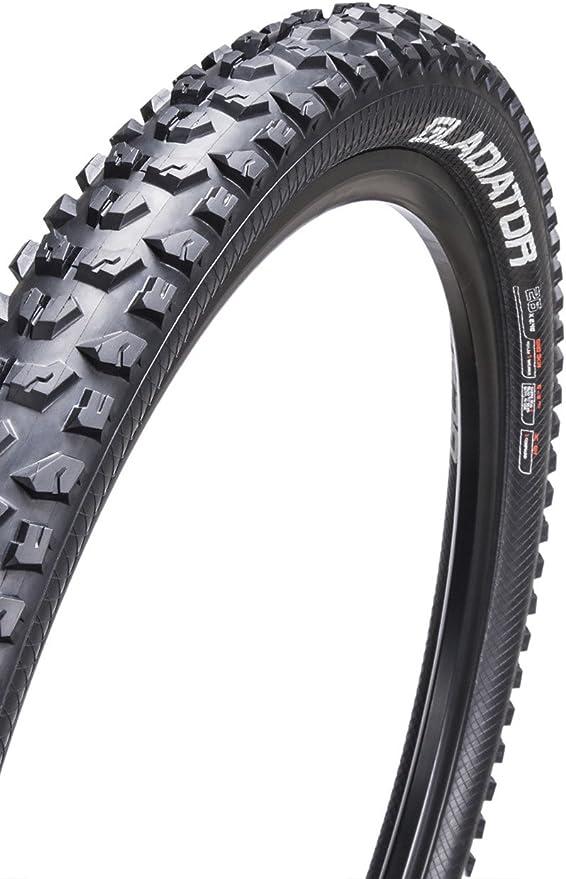 MSC Bikes Gladiator B To B Neumático, Negro, 26 x 2,40: Amazon.es ...
