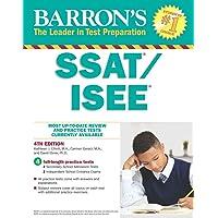 Barron's SSAT/ISEE: High School Entrance Examinations