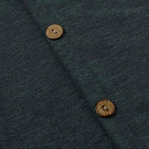 Chándales Larga Navidad De Camisas Ocio Otoño Confort Mantener Camisa Sudadera Green Mujer Ropa Caliente invierno Top Blusa Needra Suéter Manga Para n61xwqCS