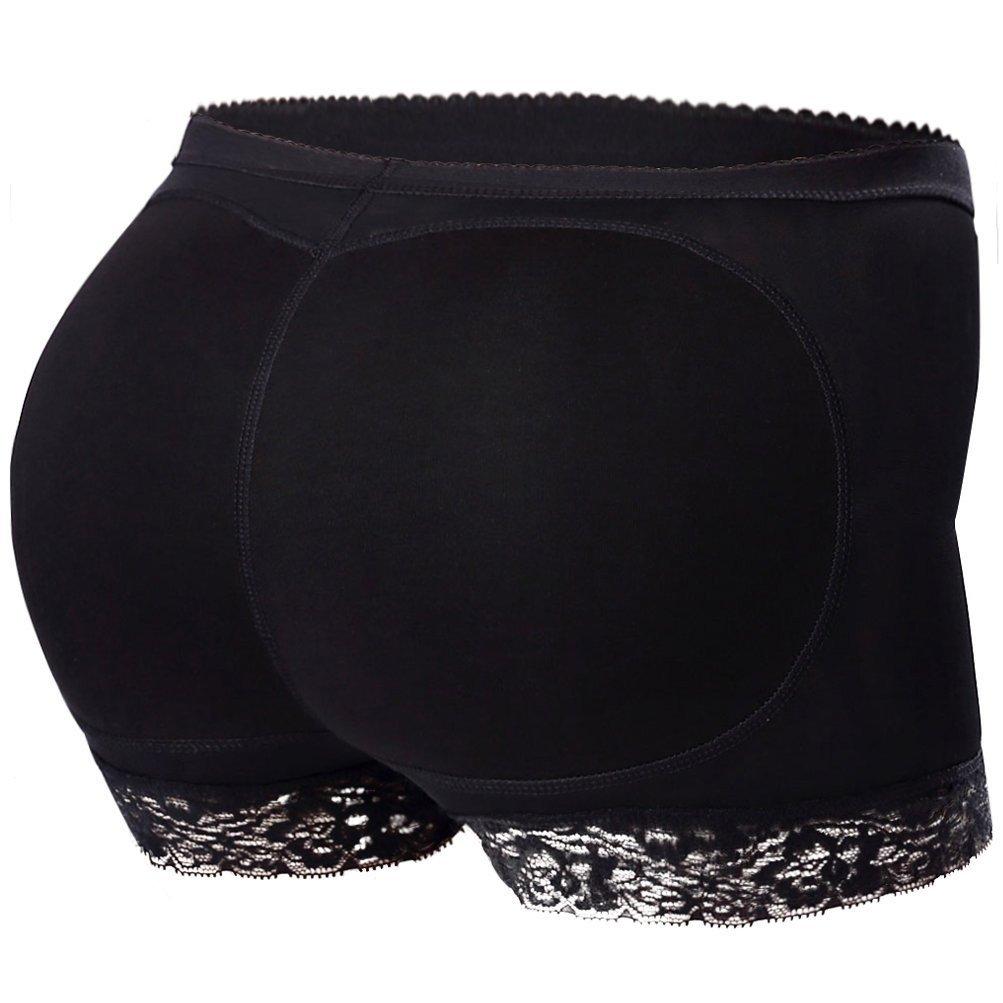 M-Queen Donna Mutande Modellante Push Up Imbottito Anca Enhancer Butt Lifter Senza Giunte Intimo Biancheria Body Slimming Shaper Shapewear