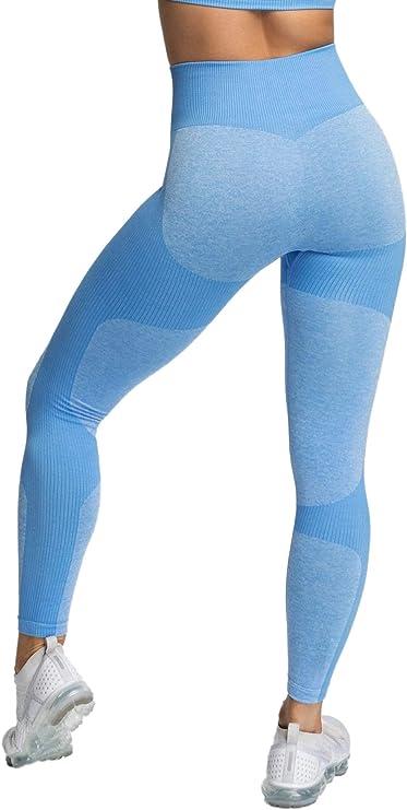 Sporthose Fitnesshose Training Laufhose Sport Tights Hohe Taille Yogahose Pau1Hami1ton Damen Bronzieren Leggings GP-19